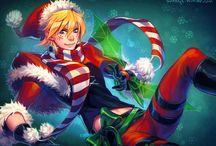 league navideño