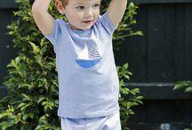 Huckleberry Lane Sleepwear - Bellita Boutique / Huckleberry Lane designer sleepwear for children.