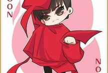 Cute anime boys