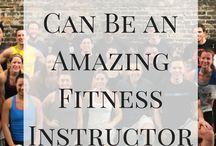 Aqua instructor / Aqua instructor
