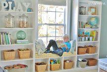 Playroom Ideas / Ideas for the kids playroom