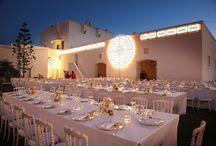 Scenografia e Design / La macchia mediterranea pugliese costituisce la principale fonte d'ispirazione per la scenografia dei vostri eventi. Creiamo valore aggiunto avvalendoci dell'arte del riuso per la creazione di un allestimento fuori schema che stupirà tutti.