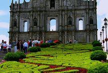 Travel China Macau