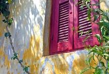 La vie est belle en couleur.....