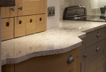 Kitchens / Inspiring kitchen counters, crafted out of natural stone to add an extra dimension to your cooking and entertaining space.