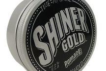 HAAR002 / Looks met Shiner Gold Heavy Hold Pommade