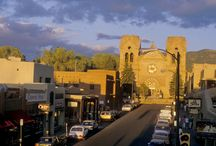My happy place!! Sante Fe, NM..so ready to go back!!!