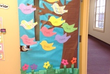 Door ideas / by Whitney Staggs