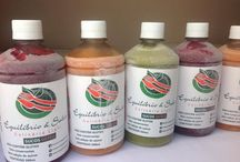 Linha de Sucos Equilíbrio & Sabor!! A melhor maneira de ingerir nutrientes!! #muitomaissabor
