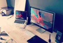 Desk Setup