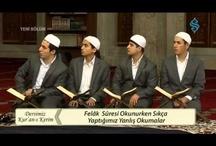 Dersimiz Kuran-ı Kerim