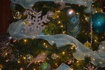 Décoration de Noël / Voici mon petit décor de Noël.