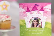 Princess Birthday Party Ideas / by Cardstore
