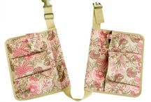 Gorgeous Garden Aprons! / Our collection of gorgeous garden aprons at www.gardendivas.co.uk