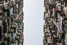 Kowloon walled city Inspo / Architettura