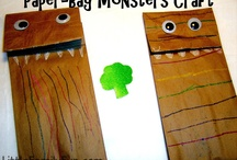 Crafts and such for babysitting / by Millie Kate