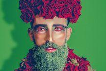 Bearded Brutes by Designer Mark Leeming / 0