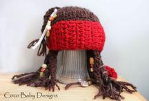 Pirate crochet