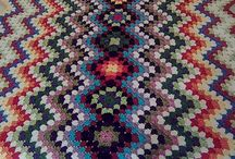 Magic crochet - carpets