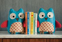 Zoo Bookends / by Donna Scagnelli