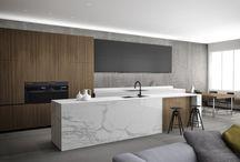 Cozinhas / Cozinhas Modernas
