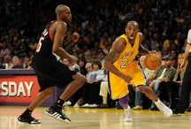 Why I Love Basketball / I love Basketball and Janet and I are huge Lakers fans. The action the amazing things they amazes me over and over again.