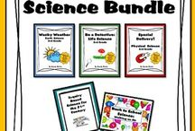 teaching-3rd grade science / by Brittany Eason