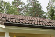 Katot / Erinlaisia kattoja