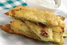 Блюда из кабачков и баклажанов