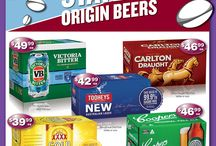 State of origin beers special!