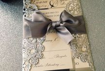 WEDDING & EVENT INVITES & TABLE MARKERS / by Tablescapes By Design