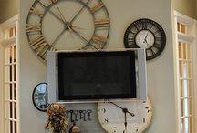 clocks / by Penney Thomsen