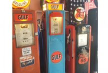 Gas Pumps and Gas Pump Parts / Original USA Gas Pumps available from the Fifties Store