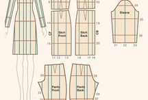 Dressmaking - Pattern drafting & Fitting