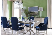 Green & Blue Decor Ideas / by Kathy Graham