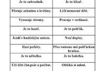 Český jazyk 1.třída