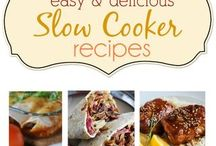 Slow cooker stuff!