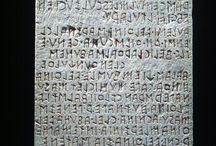 Etruscans Language and Writing
