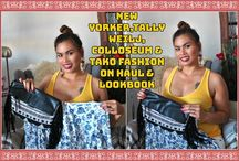 My Youtube Video/VLOG, Fashion, Make-up, Beauty, Haul & LookBook, & Travel
