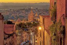 Beautiful San Miguel de Allende Mexico
