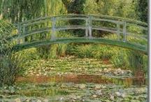Monet & Manet / by Darisbriel Vivas
