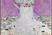 Gustav Klimt / secese