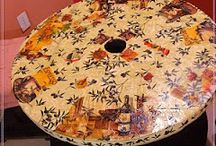 mesas de carreteis