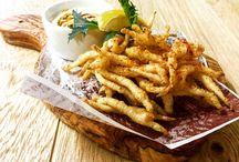 Pub Food / Snacks & Main Course