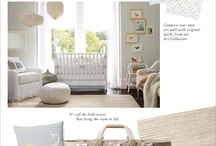 Nursery Inspiration  / by Anna Dunn