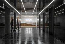 Luminii Portfolio / Beautiful spaces, lit by Luminii lighting products.