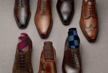 Men: Great shoes