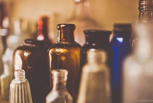 Bottles, vases, decanters, and cloches / by Soussia
