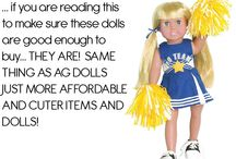 """Springfield Collections Reviews on our site / Read what our customers are saying about the Springfield Collection! / by Springfield 18"""" Dolls"""