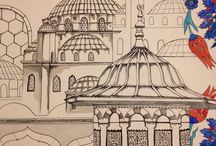 İstanbul desen